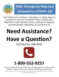 ITCA AAA 800 Elder Help Line