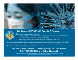 ITCA AAA COVID 19 Fraud and Scam Flyer