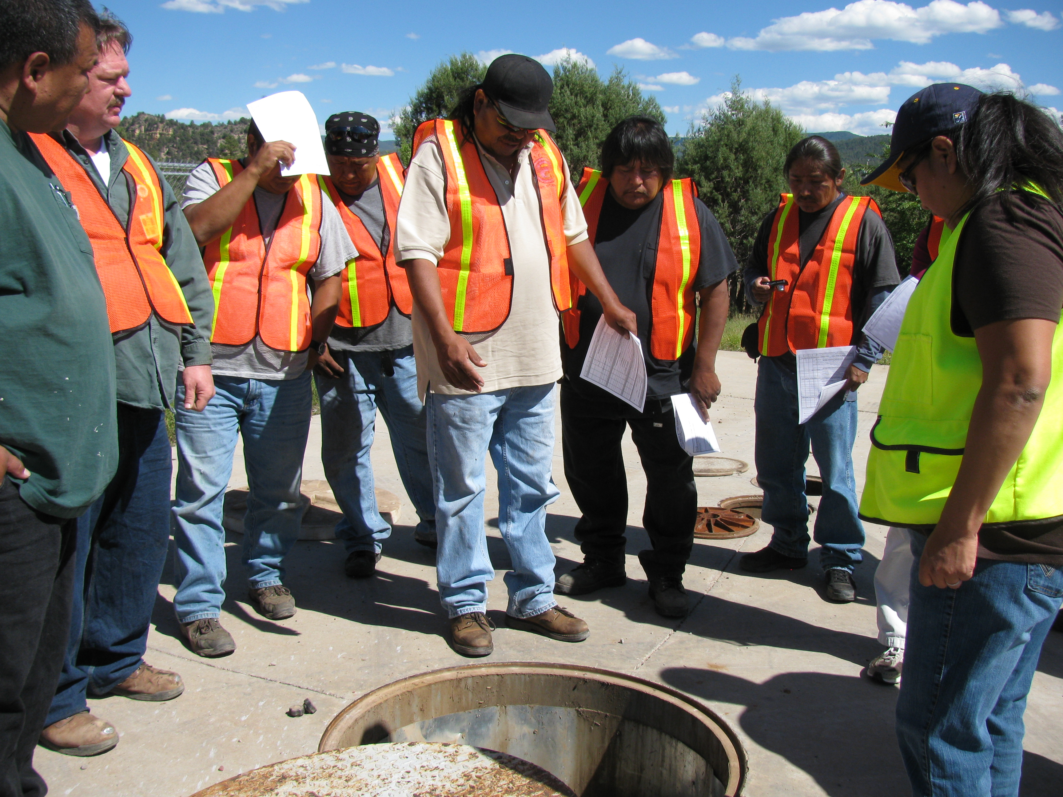 Environmental Quality Programs Inter Tribal Council Of