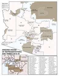 Arizona House Districts