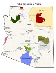 ITCAOnline - Tribal Homelands in Arizona