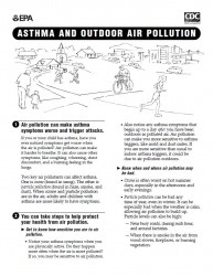 Asthma and Outdoor Air Pollution