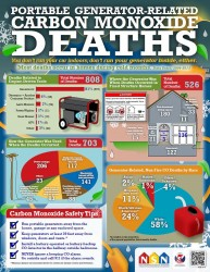 Carbon Monoxide Deaths Fact Sheet