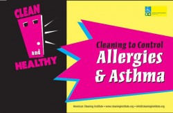 Cleaning to Controll Allergies & Asthma