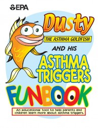 Dusty the Asthma Goldfish