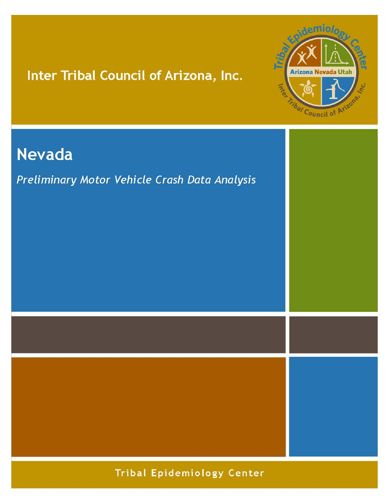 Nevada Preliminary Motor Vehicle Crash Data Analysis