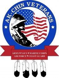AkChin Veterans Logo