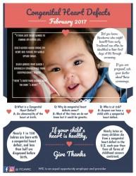 Congenital Heart Defects_February
