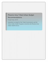 FY 19 PHOENIX Budget Narrative_Justification Report_v.4 revised 1.17.17