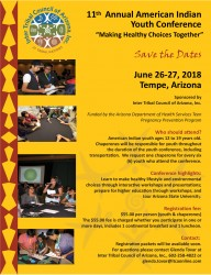 11th Annual Arizona American Indian Youth Conference