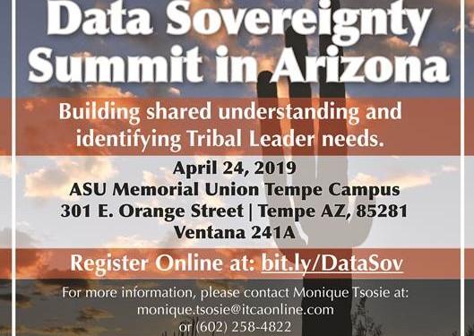 Indigenous Data Sovereignty Summit